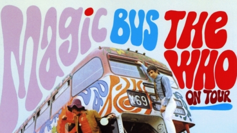 Rock: Get on the 'Magic Bus'