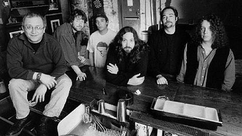Rock: Widespread Panic in Monterey, 1995