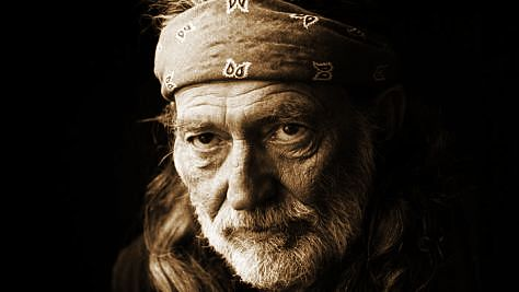 Willie Nelson at Tramps, '99