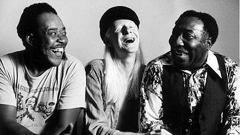 Blues: A Birthday Salute to Johnny Winter