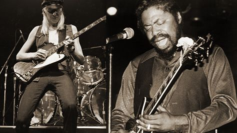 Blues: Son Seals Meets Johnny Winter