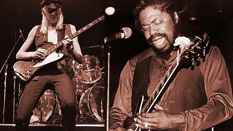 Blues: A Son Seals-Johnny Winter Super Jam