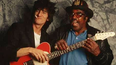 Rock: Ron Wood Meets Bo Diddley