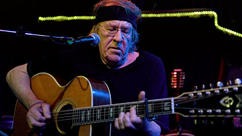 Folk & Bluegrass: Paul Kantner's Wooden Ships at McCabe's