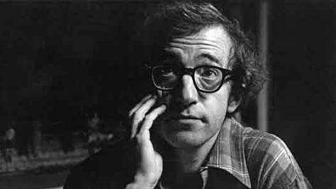 Woody Allen Turns 77