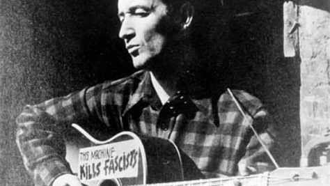Folk & Bluegrass: A Woody Guthrie Tribute