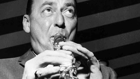Jazz: Woody Herman's Thundering Herd
