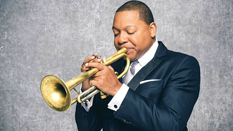 Jazz: Video: Wynton Marsalis at Newport, '05