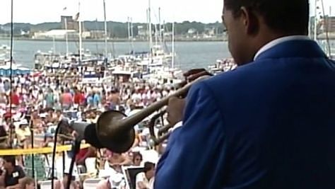 Jazz: Video: Wynton Marsalis at Newport