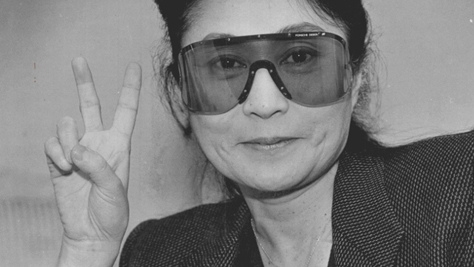 New Release: Yoko Ono's Starpeace Tour