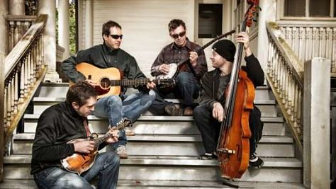 Folk & Bluegrass: Yonder Mountain String Band in Asheville