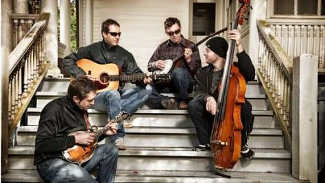 Yonder Mountain String Band's Indie Jams