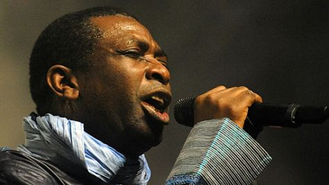 Folk & Bluegrass: Youssou N'Dour in Buenos Aires, 1988