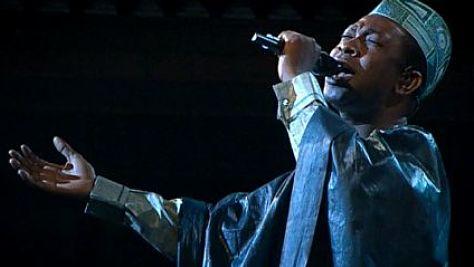 Folk & Bluegrass: Youssou N'Dour in Argentina, '88