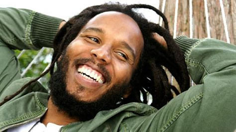 Rock: Video: Ziggy Marley Is Feelin' Irie
