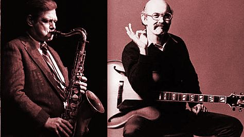 Jazz: Zoot Sims & Jim Hall Alone Together, '75