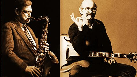 Zoot Sims & Jim Hall in New York