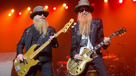 Rock: ZZ Top's Texas Crunch