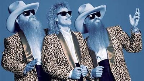 ZZ Top at the Capitol Theatre, 1980