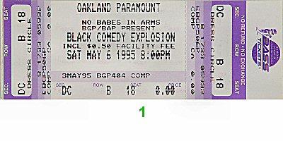 D.L. Hughley1990s Ticket