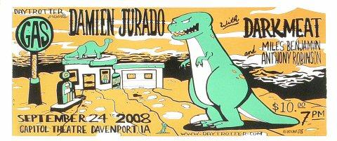 Damien Jurado Poster