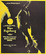 Dan Fogelberg Poster