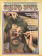 Dan Hicks Rolling Stone Magazine