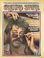 Dan Hicks Rolling Stone Magazine