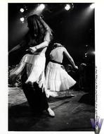 Dancers Premium Vintage Print