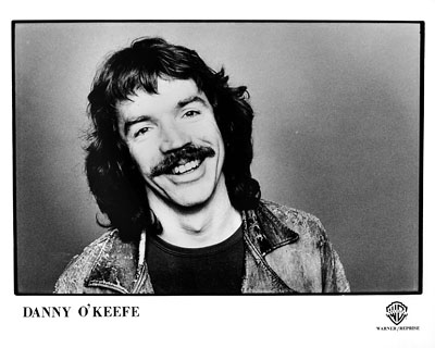 Danny O'Keefe Promo Print