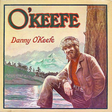 Danny O'Keefe Vinyl (Used)