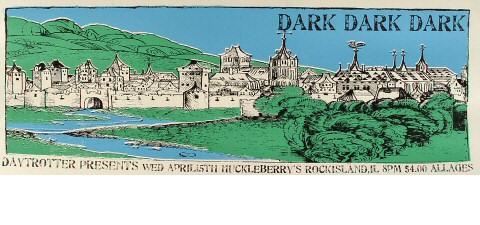 Dark Dark DarkPoster