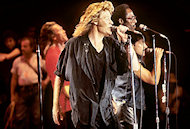 Daryl Hall BG Archives Print