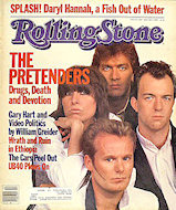 The Cars Rolling Stone Magazine