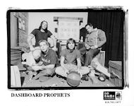 Dashboard Prophets Promo Print