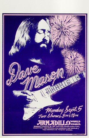 Dave MasonPoster