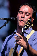 Dave Matthews Fine Art Print