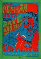 Dave Van Ronk Poster