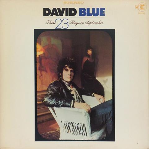 David Blue Vinyl (Used)