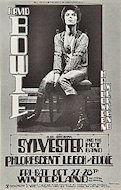 David Bowie Handbill