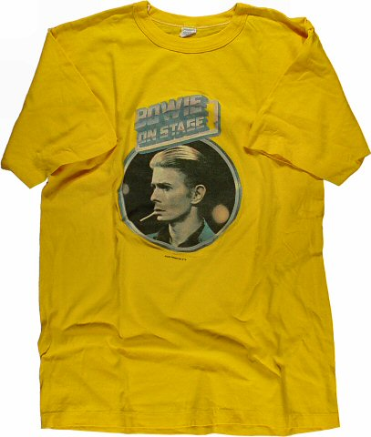 David Bowie Men's Retro T-Shirt