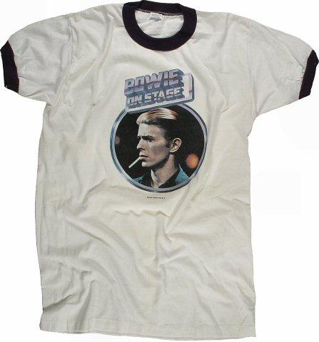 David BowieMen's T-Shirt