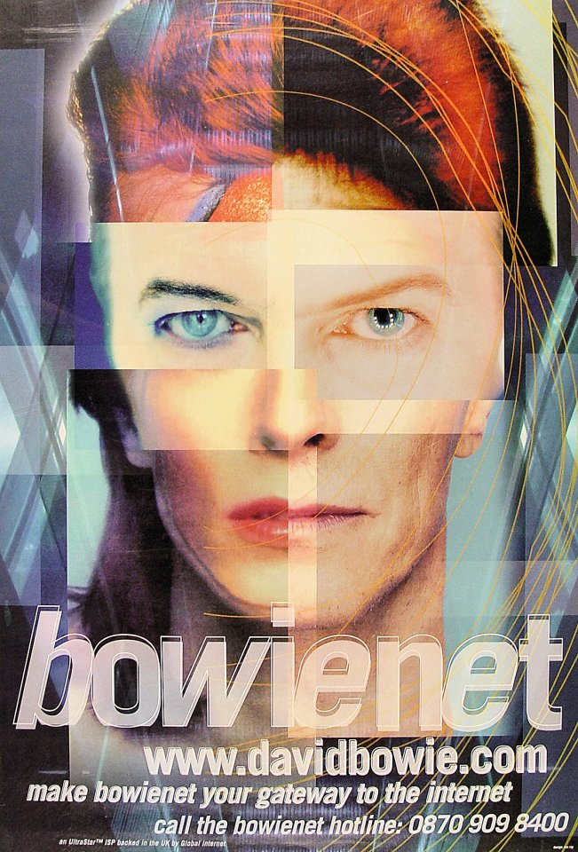 David Bowie Poster