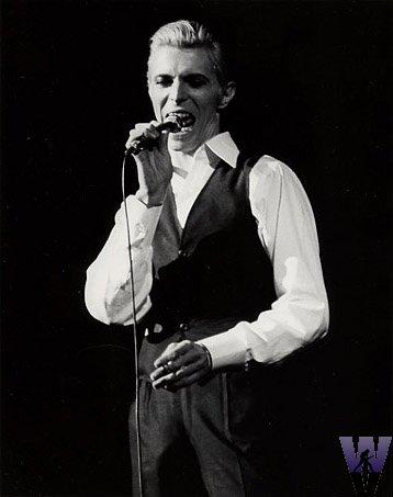 David BowiePremium Vintage Print