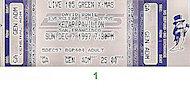 David Bowie Vintage Ticket