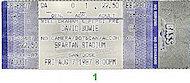 X Vintage Ticket