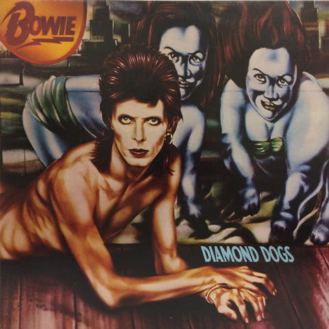 David Bowie Vinyl (Used)