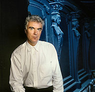 David Byrne BG Archives Print