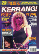 David Coverdale Magazine