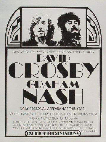 David CrosbyPoster